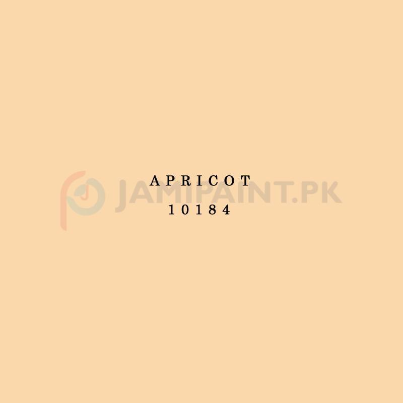 Berger Elegance Matt Emulsion - Apricot 10184